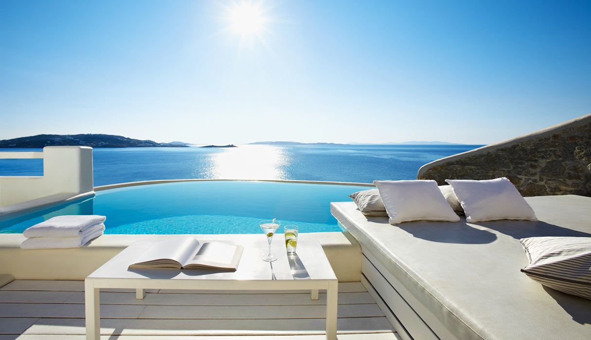 Cavo Tagoo Hotel Mykonos Island